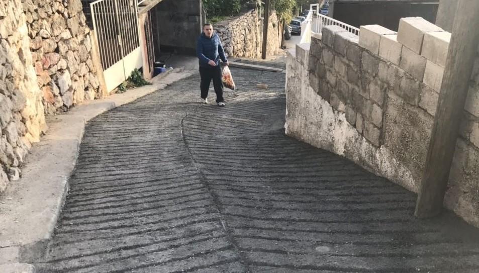 Završena sanacija Ulice Đura Basaričeka