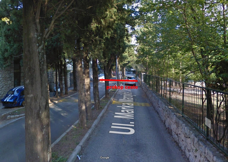 Od sutra privremena prometna regulacija u Ulici Marka Marojice