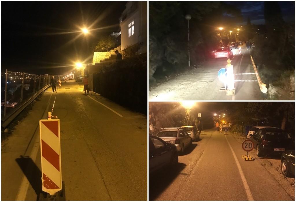 Iz sigurnosnih razloga privremena prometna regulacija u Ulici bana Josipa Jelačića