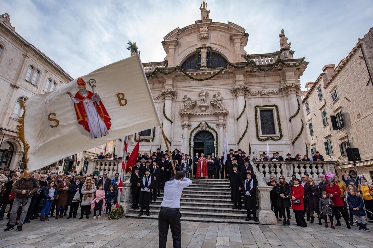 Zatvorena 1047. Festa svetog Vlaha