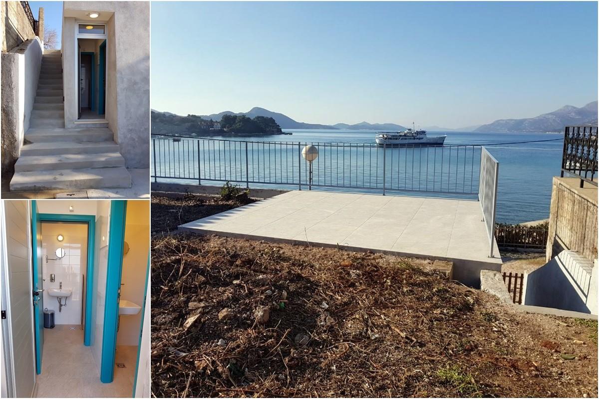 Javni WC na Koločepu rekonstruiran uz sufinanciranje sredstvima EU fondova