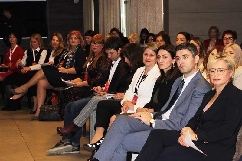 O ženskom poduzetništvu na konferenciji