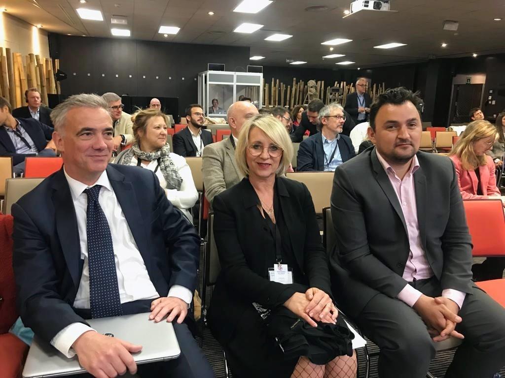 Zamjenica Tepšić na sastanku hotelijera u Barceloni