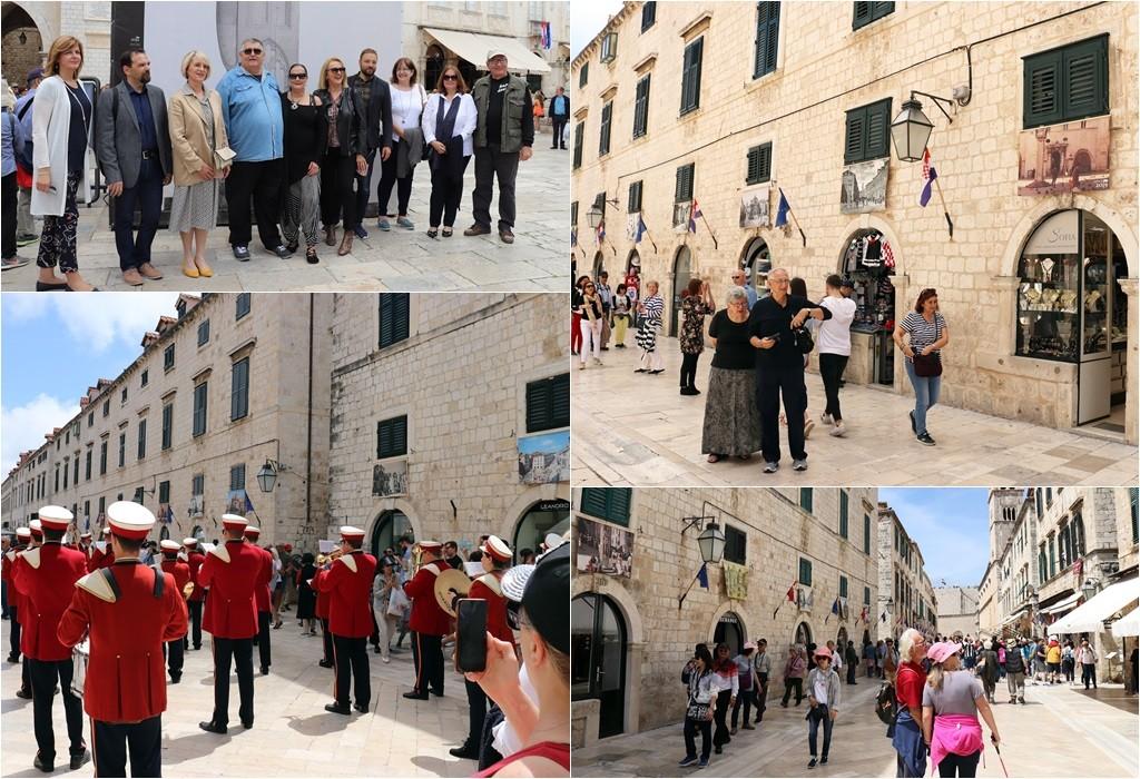 Izložbom na Stradunu oživljen dio povijesti Orlanda i Dubrovnika