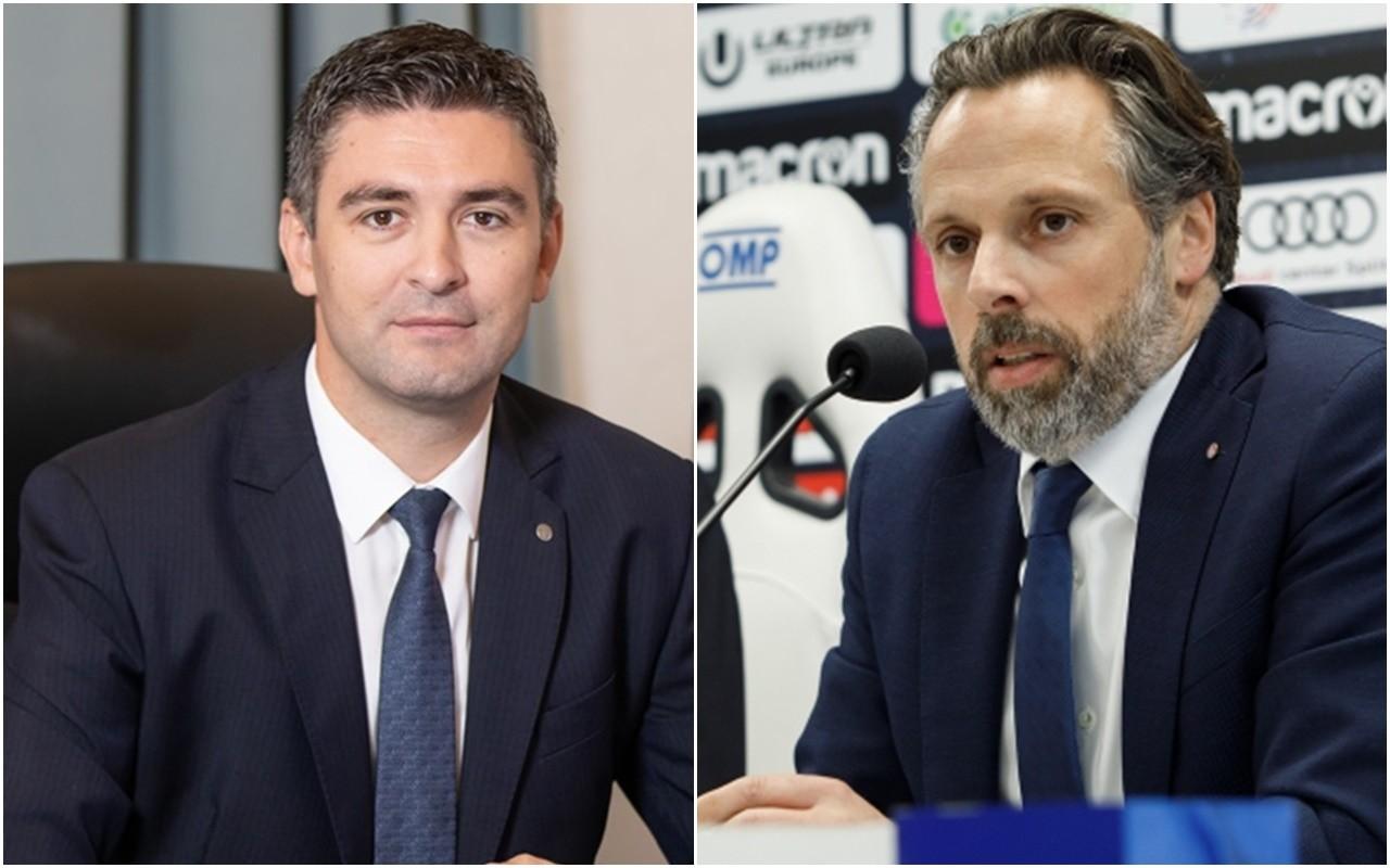 Gradonačelnik čestitao Lukši Jakobušiću na novoj funkciji u Hajduku