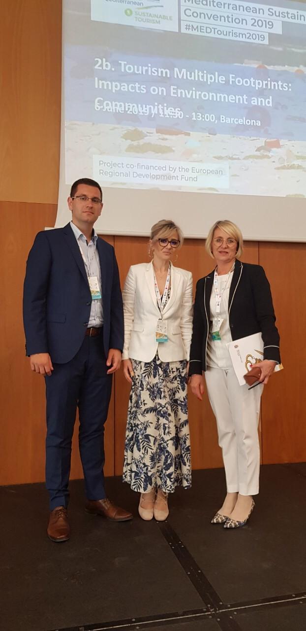 Respect the City predstavljen na prvoj Mediteranskoj konvenciji o održivom turizmu