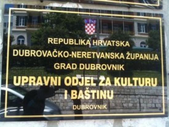 Poziv za predlaganje Programa javnih potreba u kulturi Grada Dubrovnika za 2020. godinu