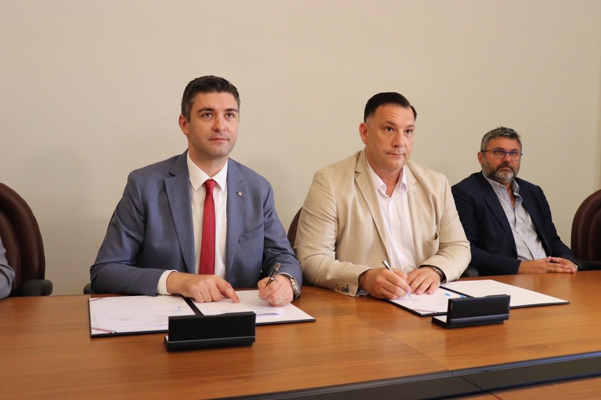 Potpisan Sporazum o suradnji na realizaciji projekta rekonstrukcije i opremanja terapijskog bazena