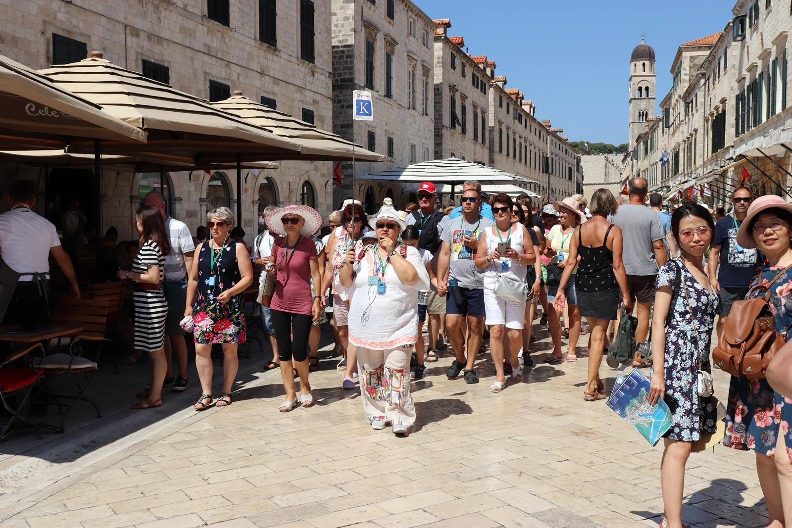Gradonačelnik Franković pozvao turističke vodiče na suradnju u projektu Poštujmo Grad