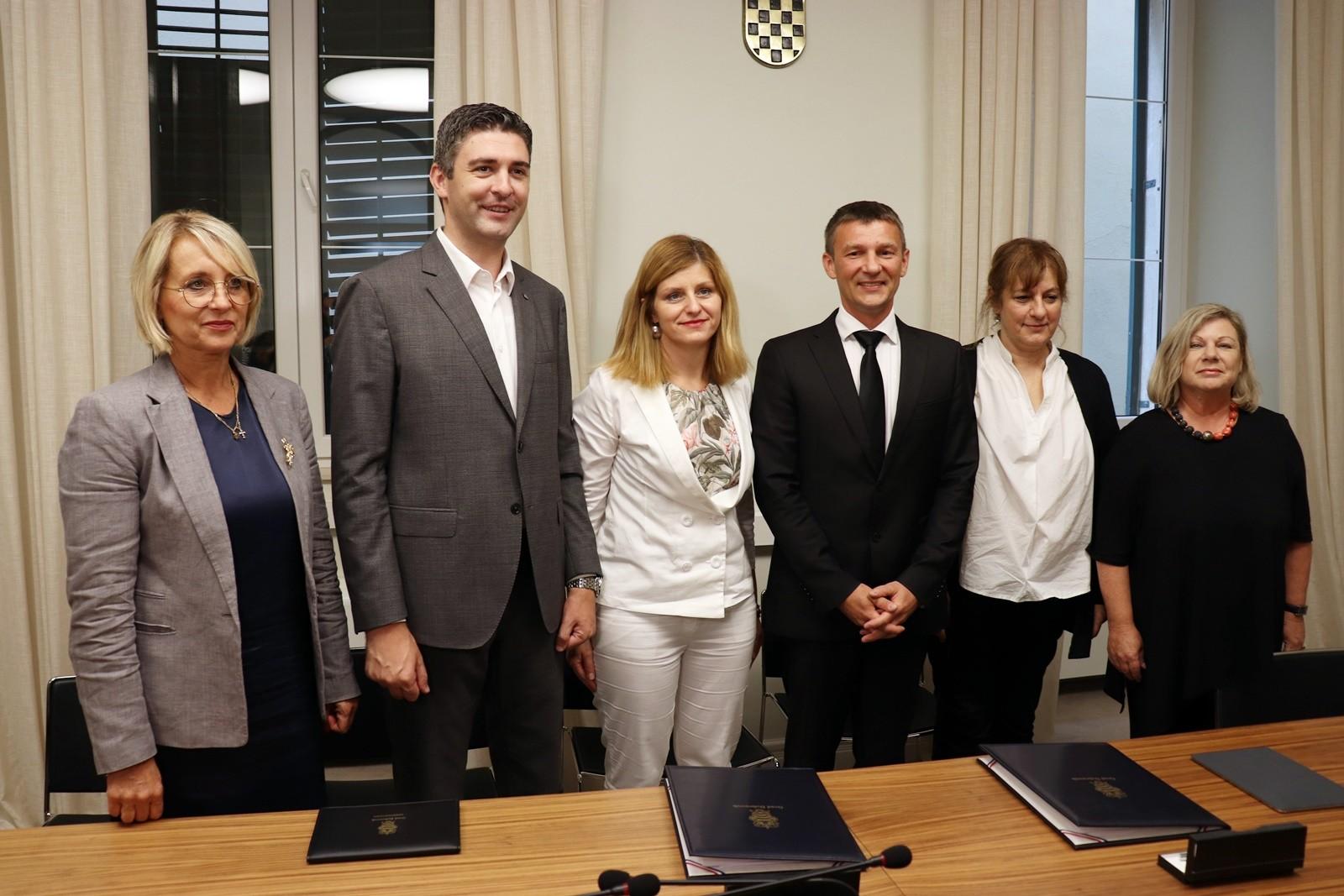 Potpisan ugovor za izradu Plana upravljanja spomeničkom cjelinom Grada Dubrovnika