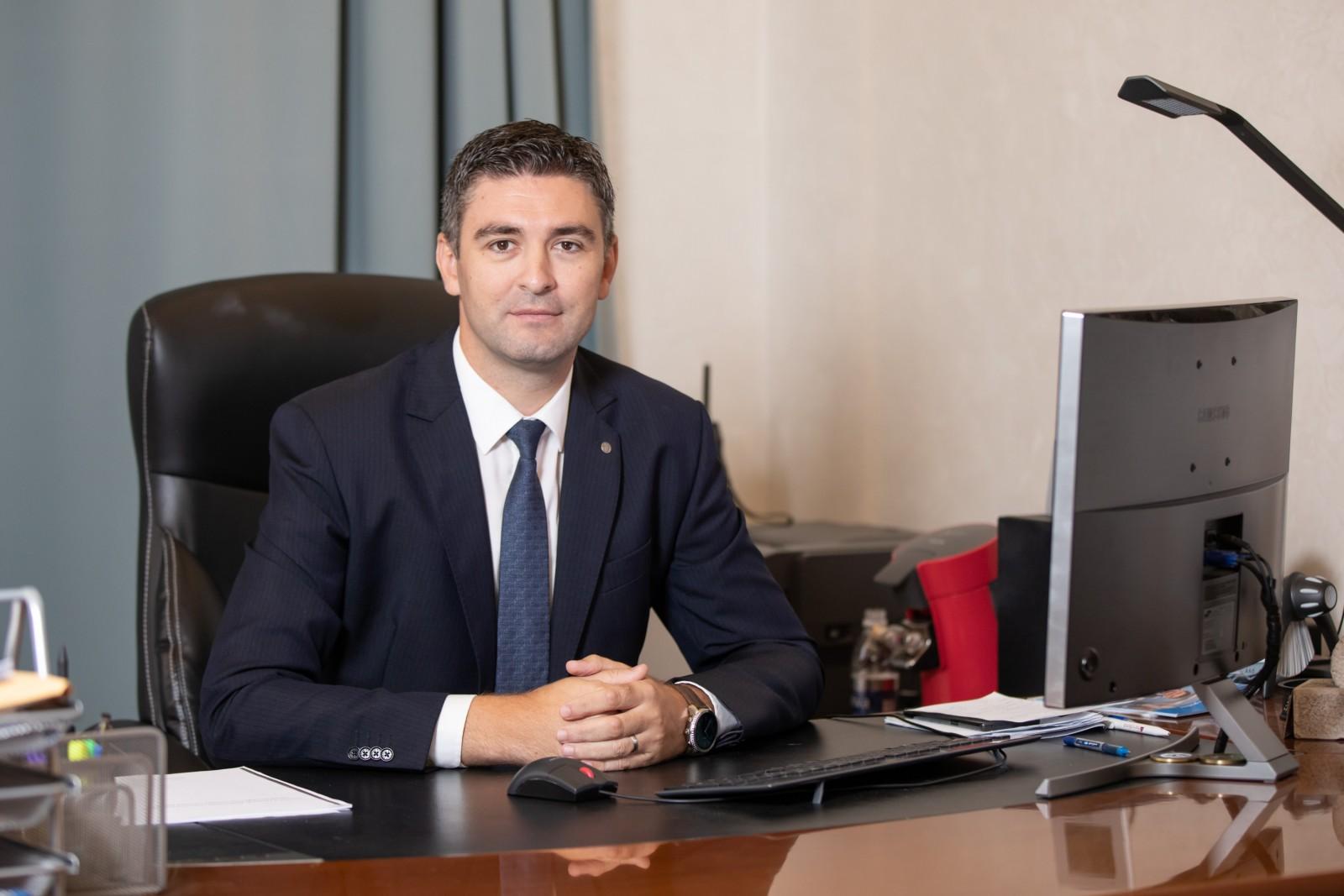Čestitka gradonačelnika Dubravki Šuici na kandidaturi za povjerenicu Europske komisije