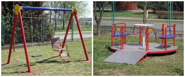 Uskoro sprave za djecu s poteškoćama u razvoju na dječjim igralištima