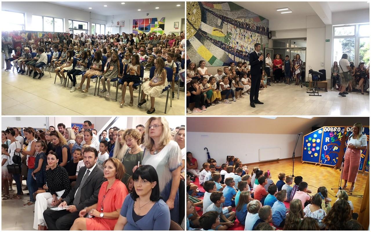 Obilježen prvi dan škole – u Gradu Dubrovniku 117 učenika više nego prošle godine