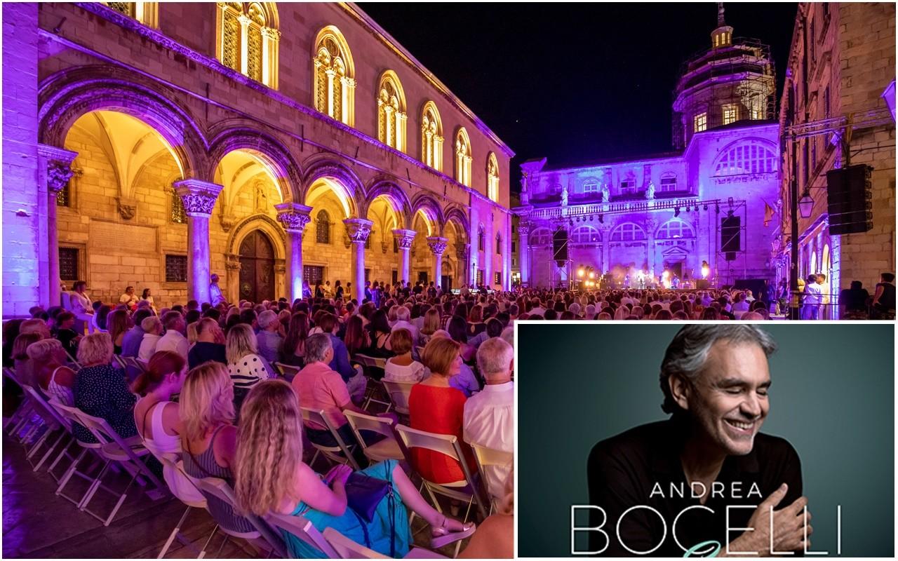 Nakon Toma Jonesa i Il Vola sljedeće godine u Dubrovniku glazbena senzacija - Andrea Bocelli