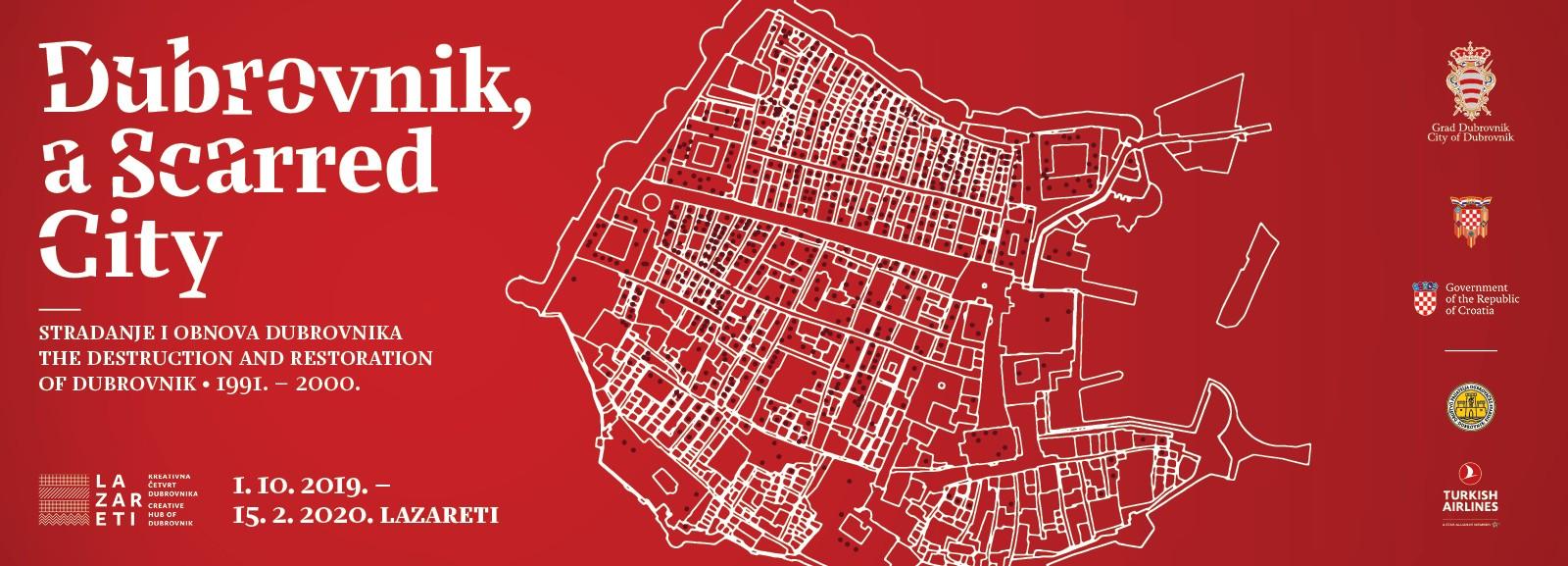 Izložba o ratnom stradanju i obnovi Dubrovnika u Lazaretima