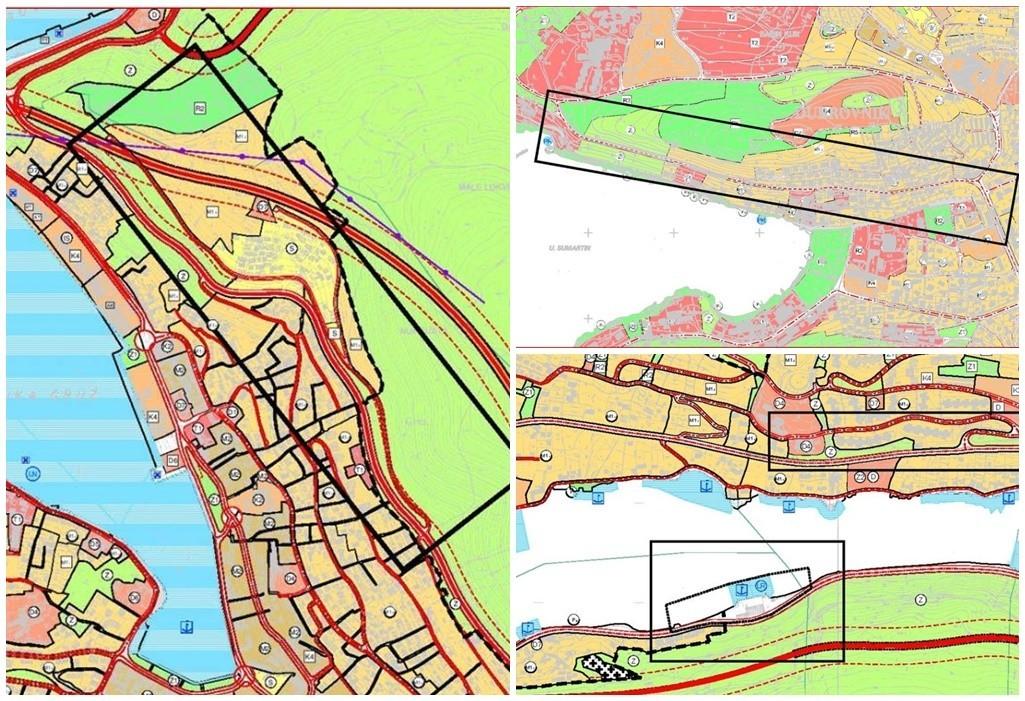 Obavijest o Ponovnoj javnoj raspravi (javni uvid i javno izlaganje) o Prijedlogu IV. Izmjena i dopuna Prostornog plana uređenja Grada Dubrovnika i Prijedlogu IV. Izmjena i dopuna Generalnog urbanističkog plana Grada Dubrovnika