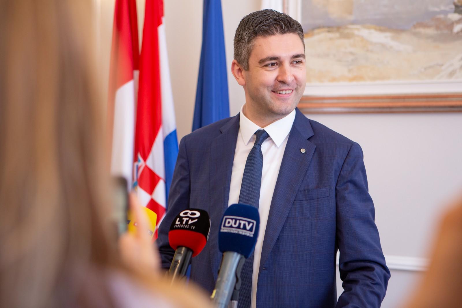 Financiranje Opće bolnice Dubrovnik, reakcija