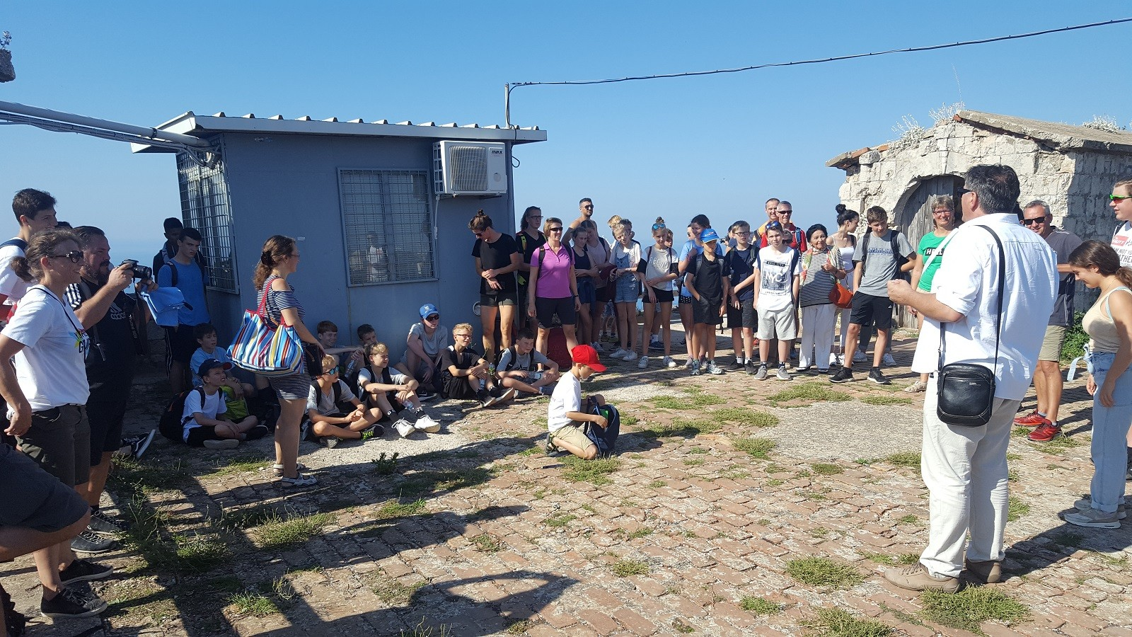 Dvije skupine mladih iz Bad Homburga posjetile Dubrovnik u nastavku programa razmjene mladih gradova prijatelja