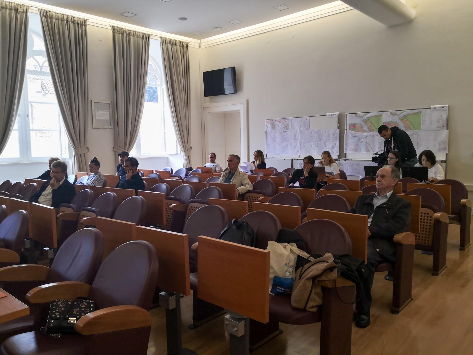 Održano javno izlaganje o Prijedlogu IV. Izmjena i dopuna Prostornog plana uređenja Grada Dubrovnika u sklopu Ponovne javne rasprave