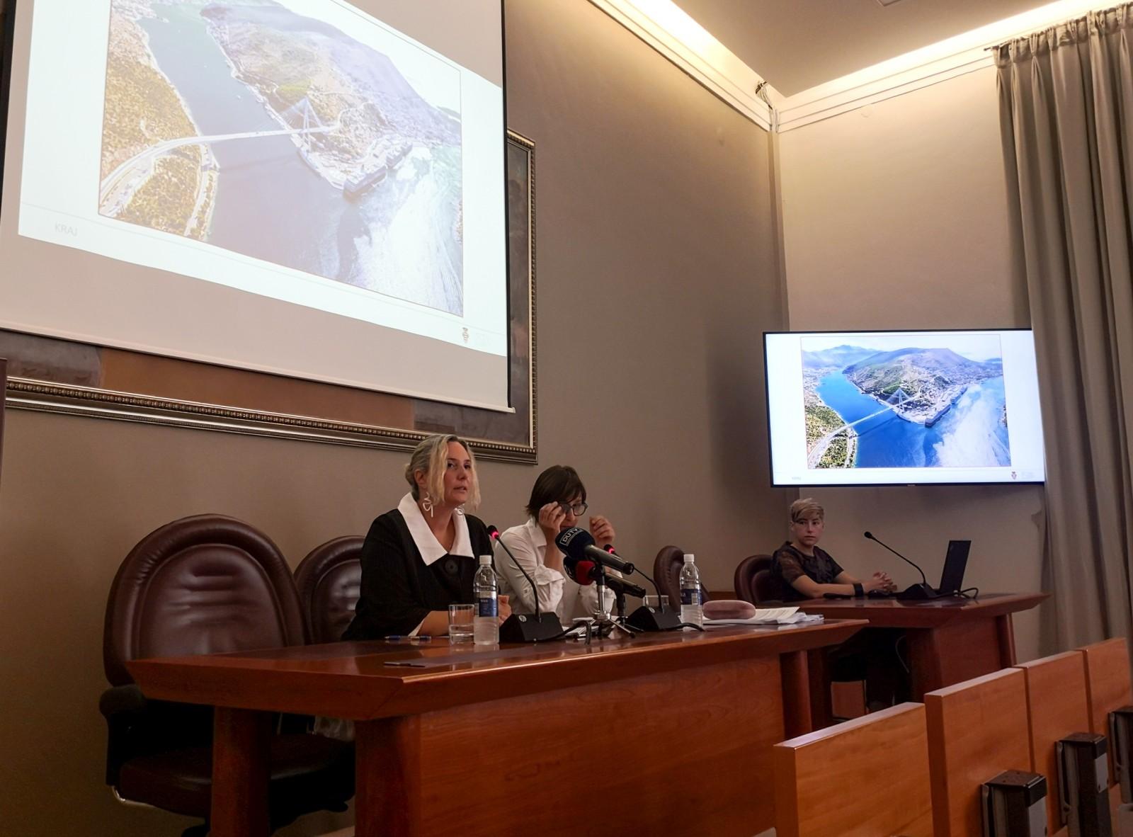 Održano javno izlaganje o Prijedlogu IV. Izmjena i dopuna Generalnog urbanističkog plana Grada Dubrovnika u sklopu Ponovne javne rasprave