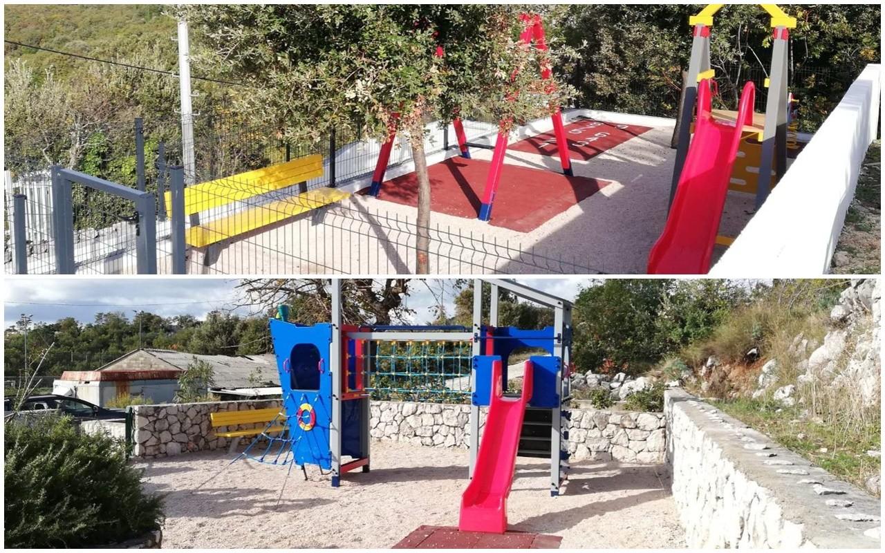 Nove sprave na dječjim igralištima u Kliševu i Gromači
