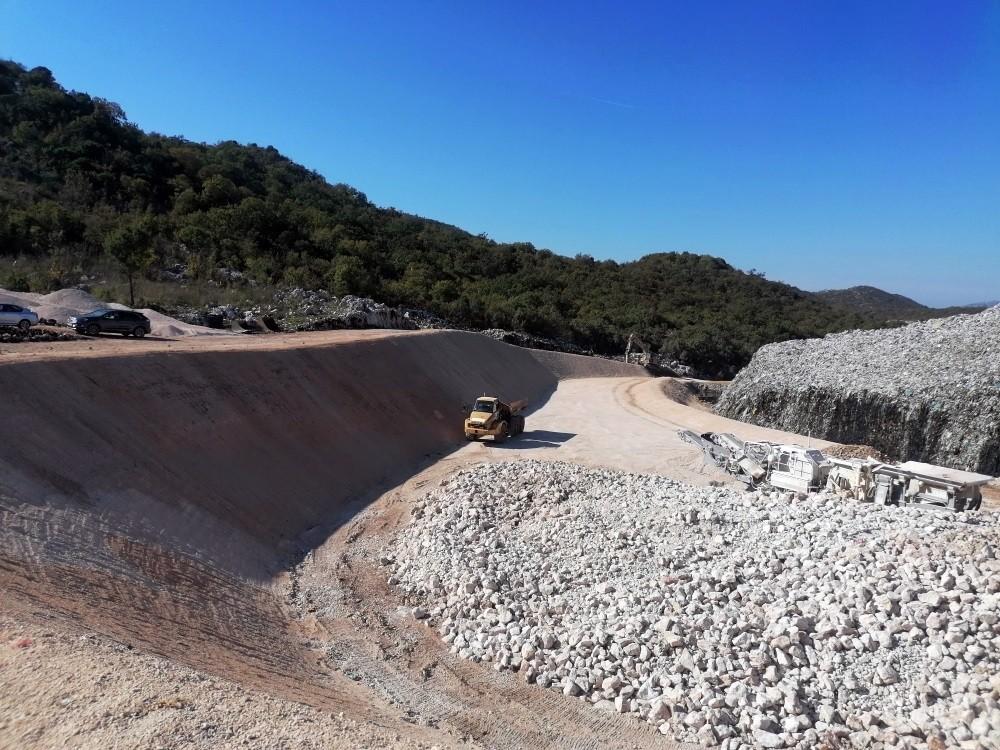Napreduje I. faza radova na sanaciji Grabovice