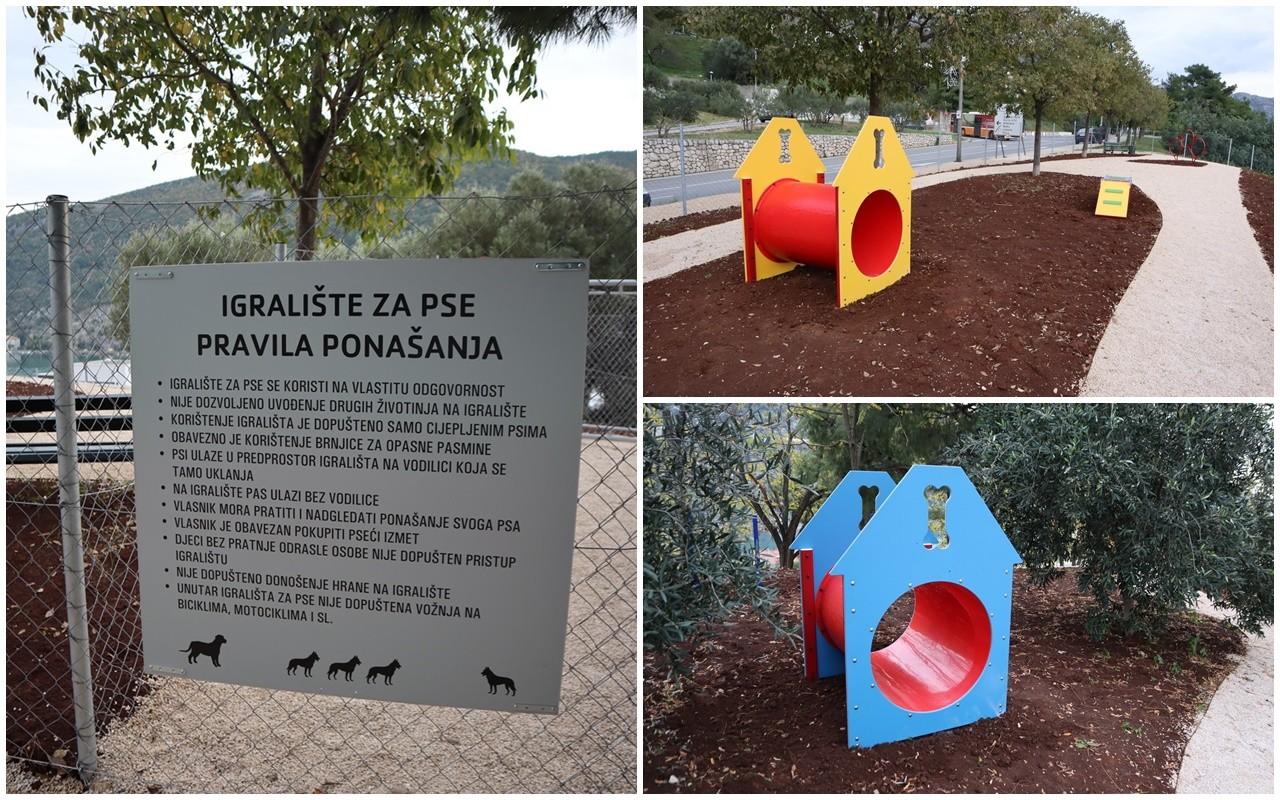 Spreman park za pse u Mokošici