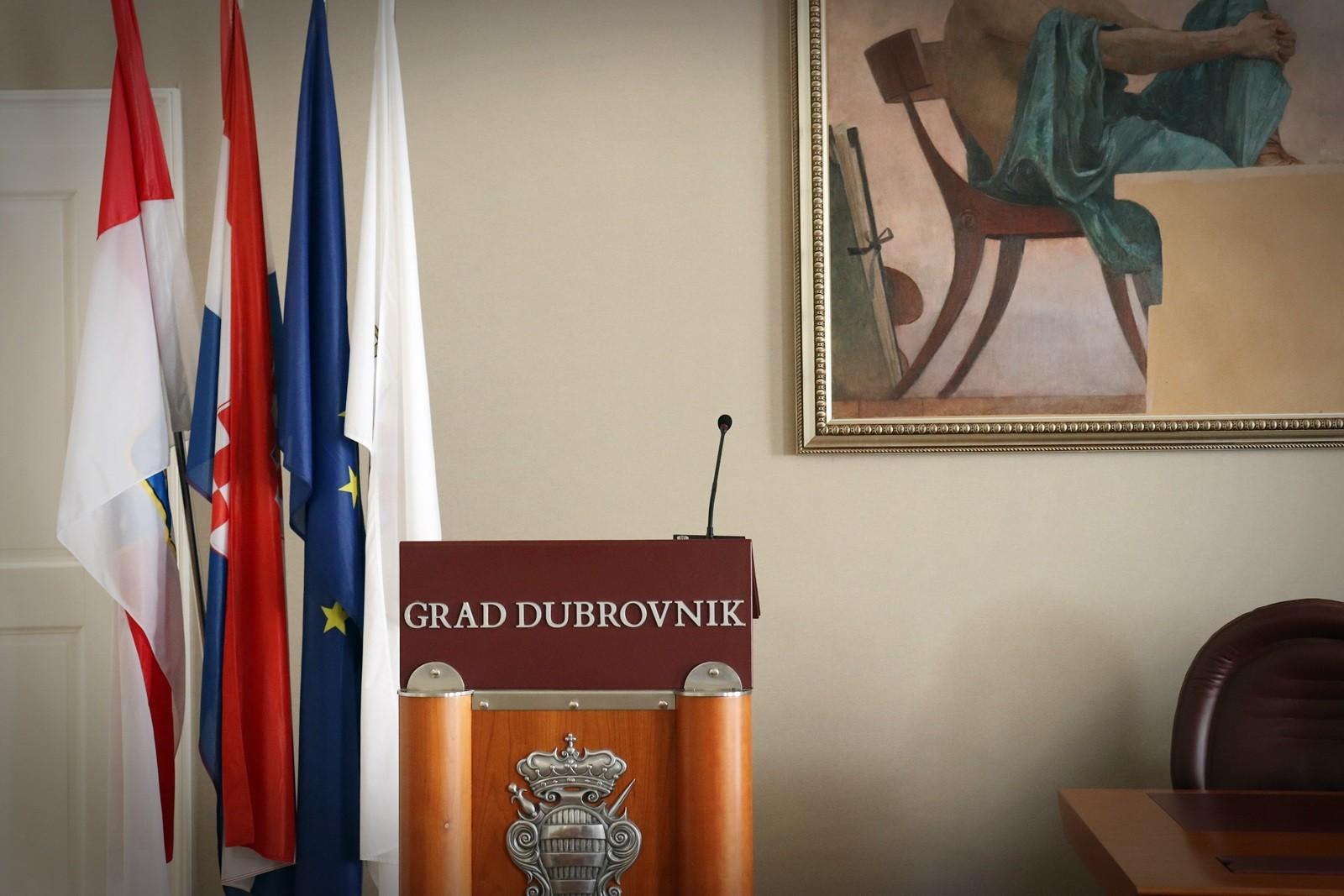 26. sjednica Gradskog  vijeća  Grada  Dubrovnika