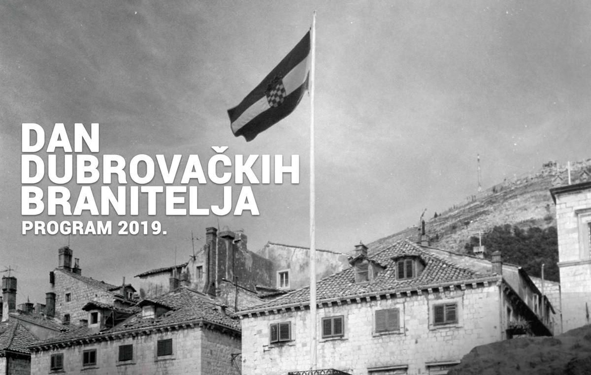 Program za Dan dubrovačkih branitelja 6. prosinca 2019.