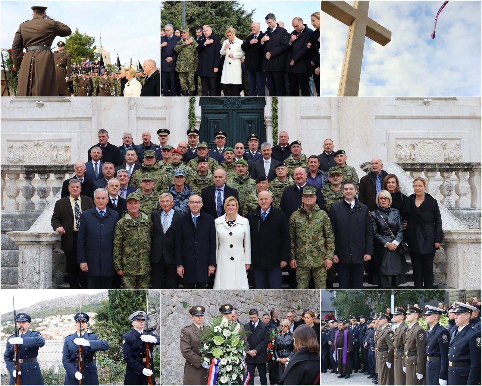 TUGA I PONOS Dubrovnik obilježava Dan dubrovačkih branitelja