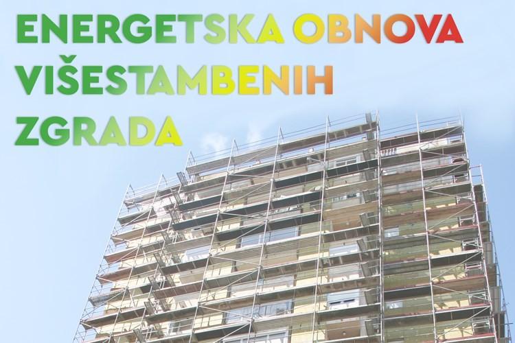 Energetskom obnovom obuhvaćene i zgrade za stanovanje