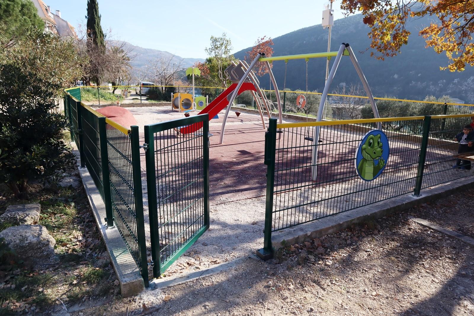 Otvaraju se dječja i sportska igrališta