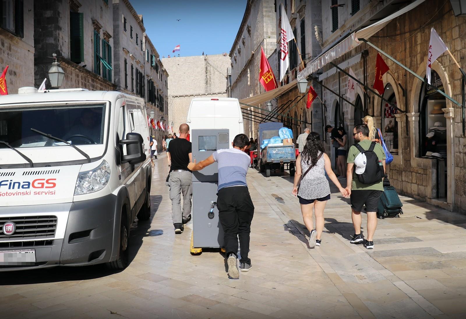 Nova potvrda ispravnosti postupanja Grada Dubrovnika s nelegalno postavljenim bankomatima