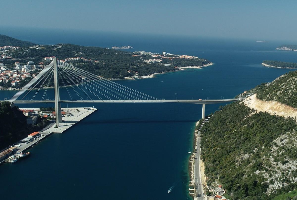 Naredna tri dana zatvoren promet preko Mosta dr. F. Tuđmana