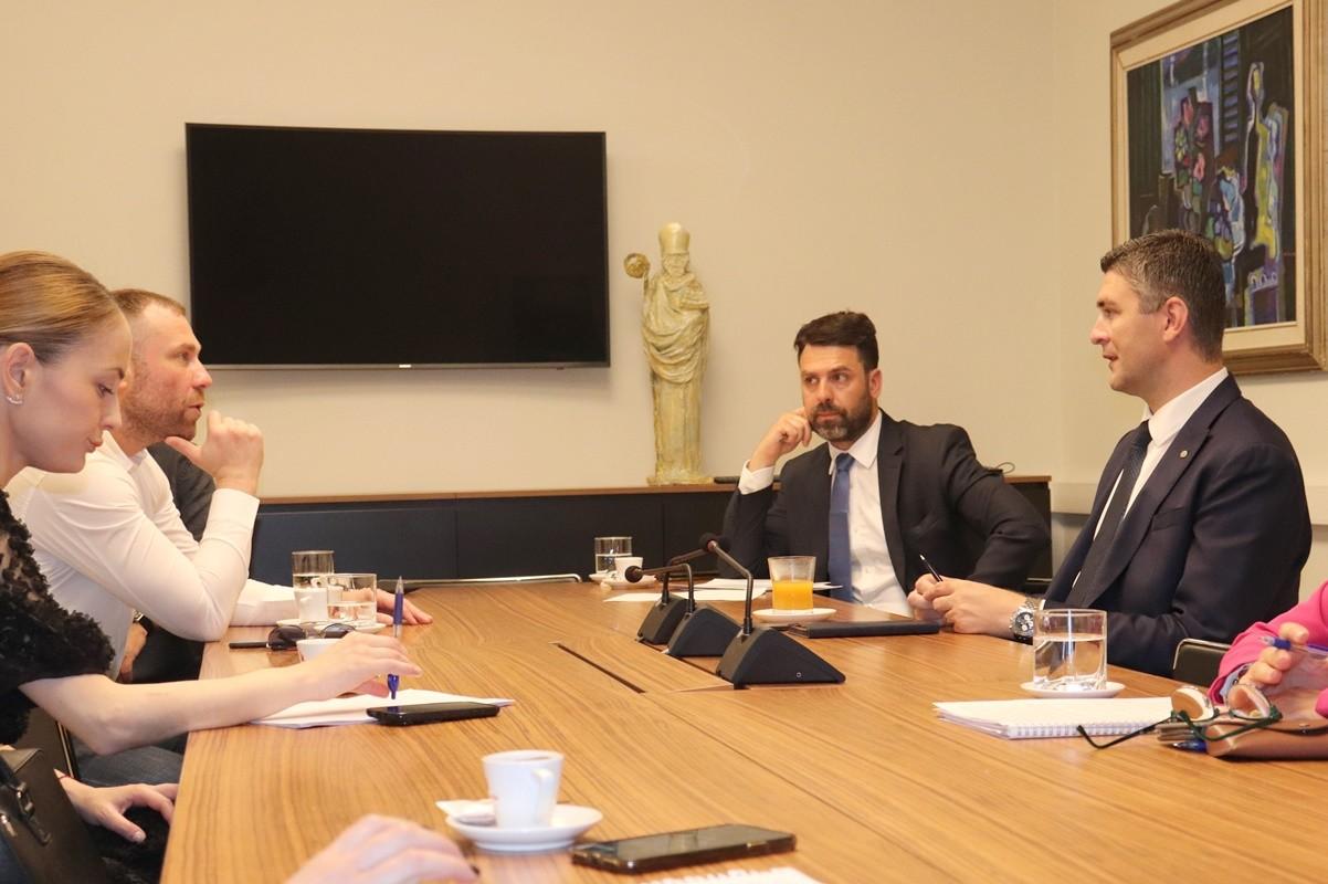 Održan sastanak na temu pokretanja međunarodnih avio letova za Dubrovnik