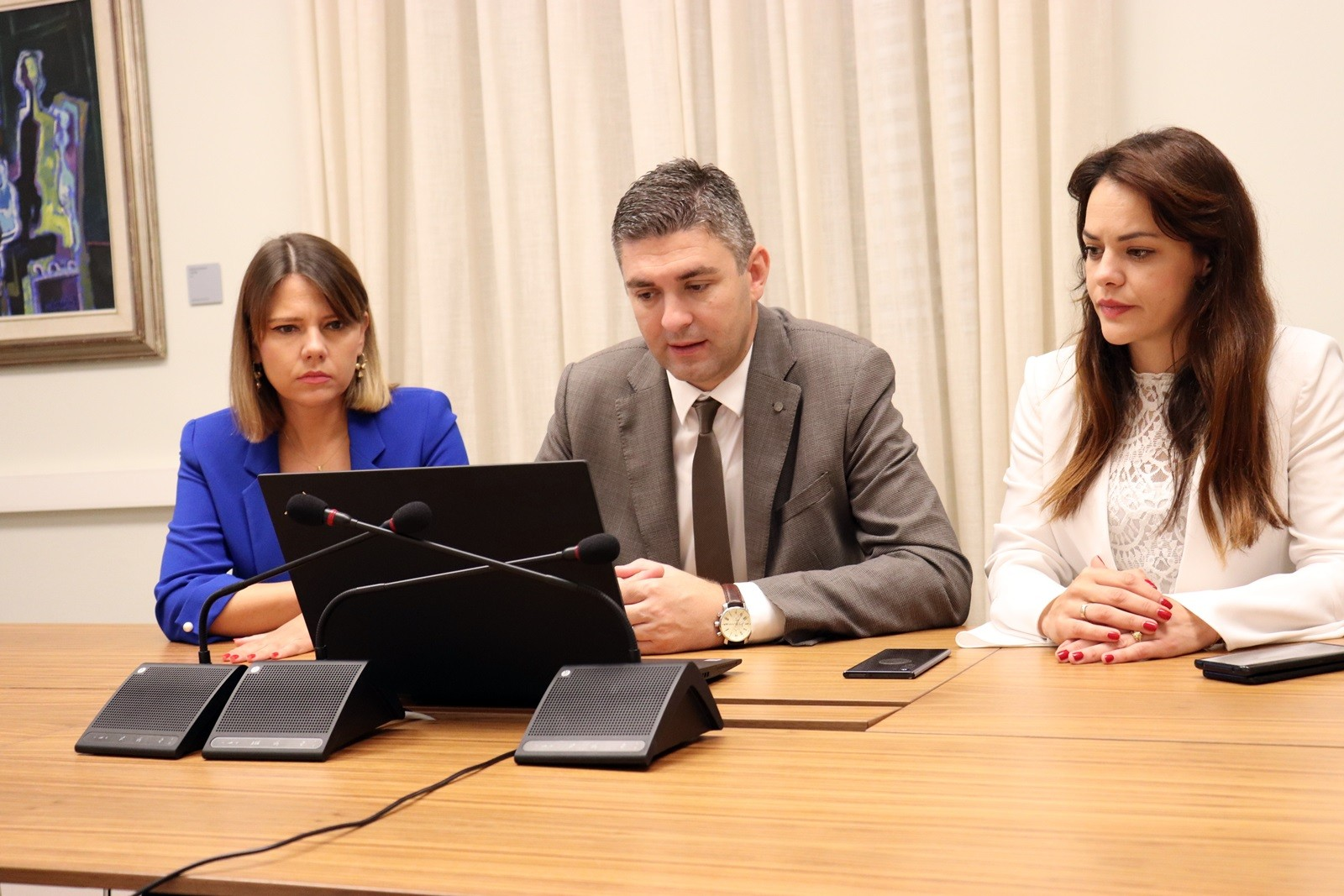 Gradonačelnik Franković održao video sastanak s američkim veleposlanikom
