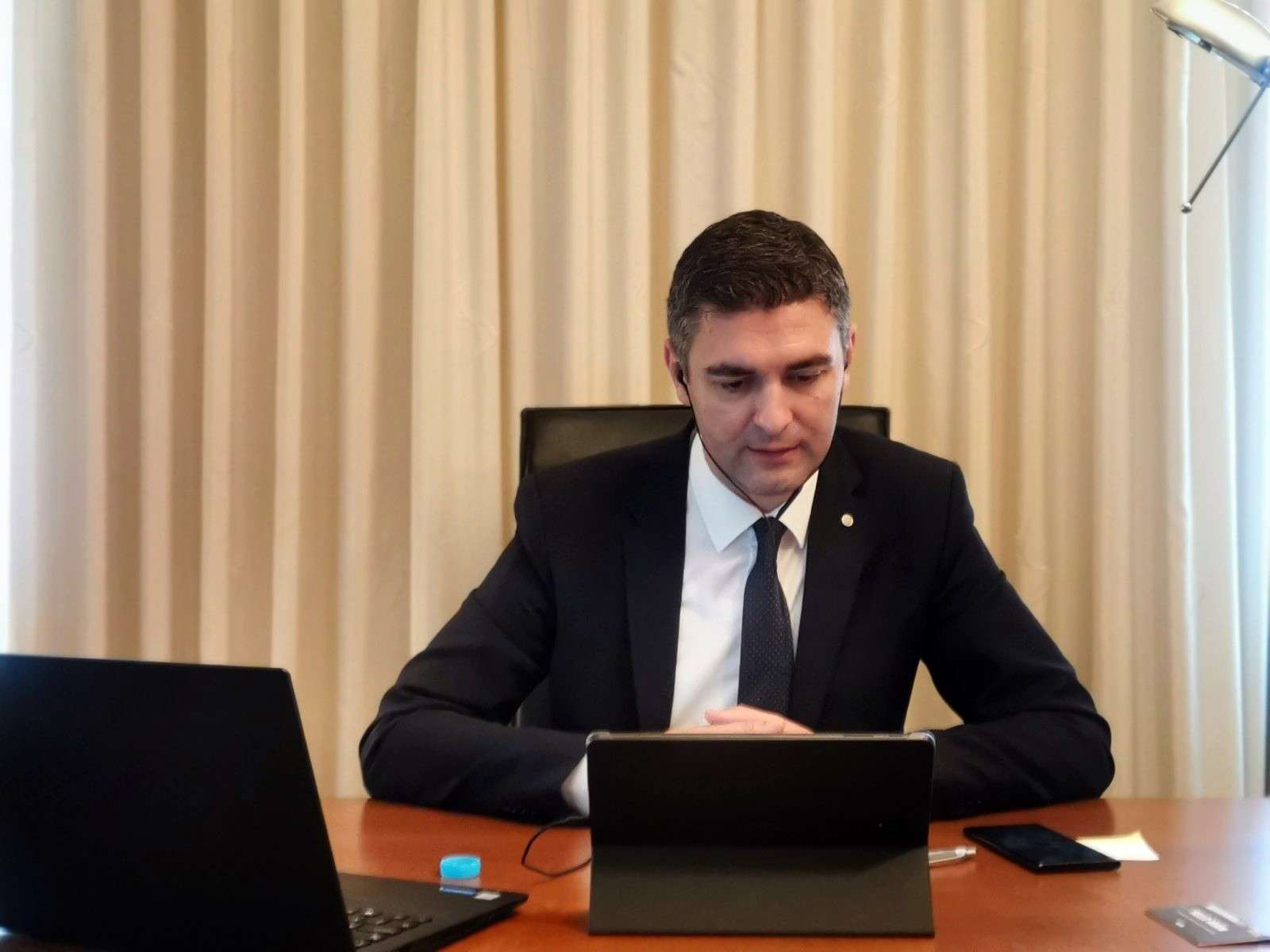 """Gradonačelnik Franković u prvom UNESCO-vom webinaru: """"Bogatstvo baštine naša je prednost u obnovi turizma"""""""