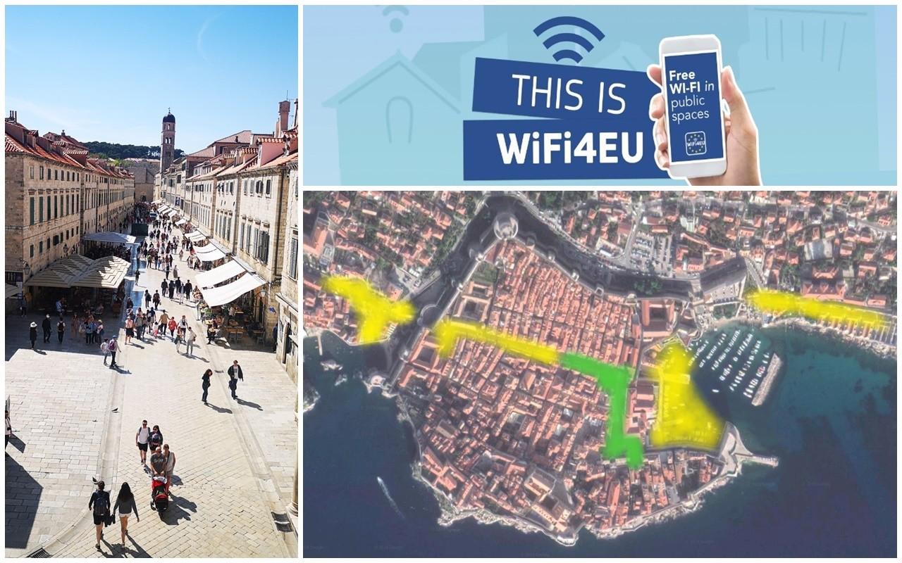 WIFI4EU – EU sredstvima besplatni internet na javnim prostorima