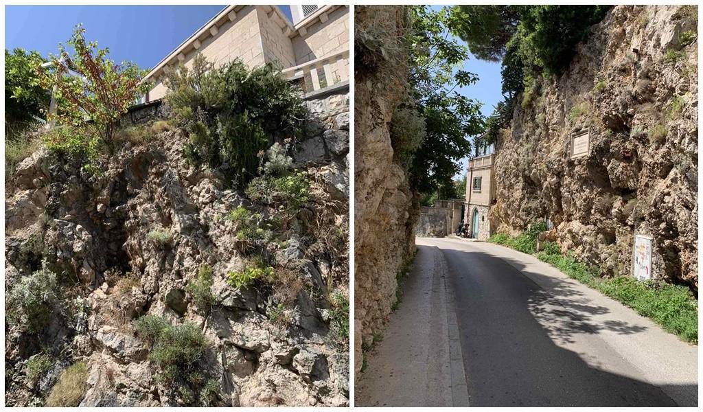 Zatvaranje dijela Liechtensteinovog puta zbog opasnosti od urušavanja