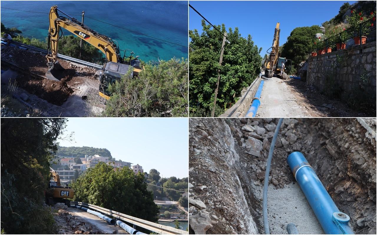 Pokrenuti radovi na sustavu vodoopskrbe u naselju Štikovica
