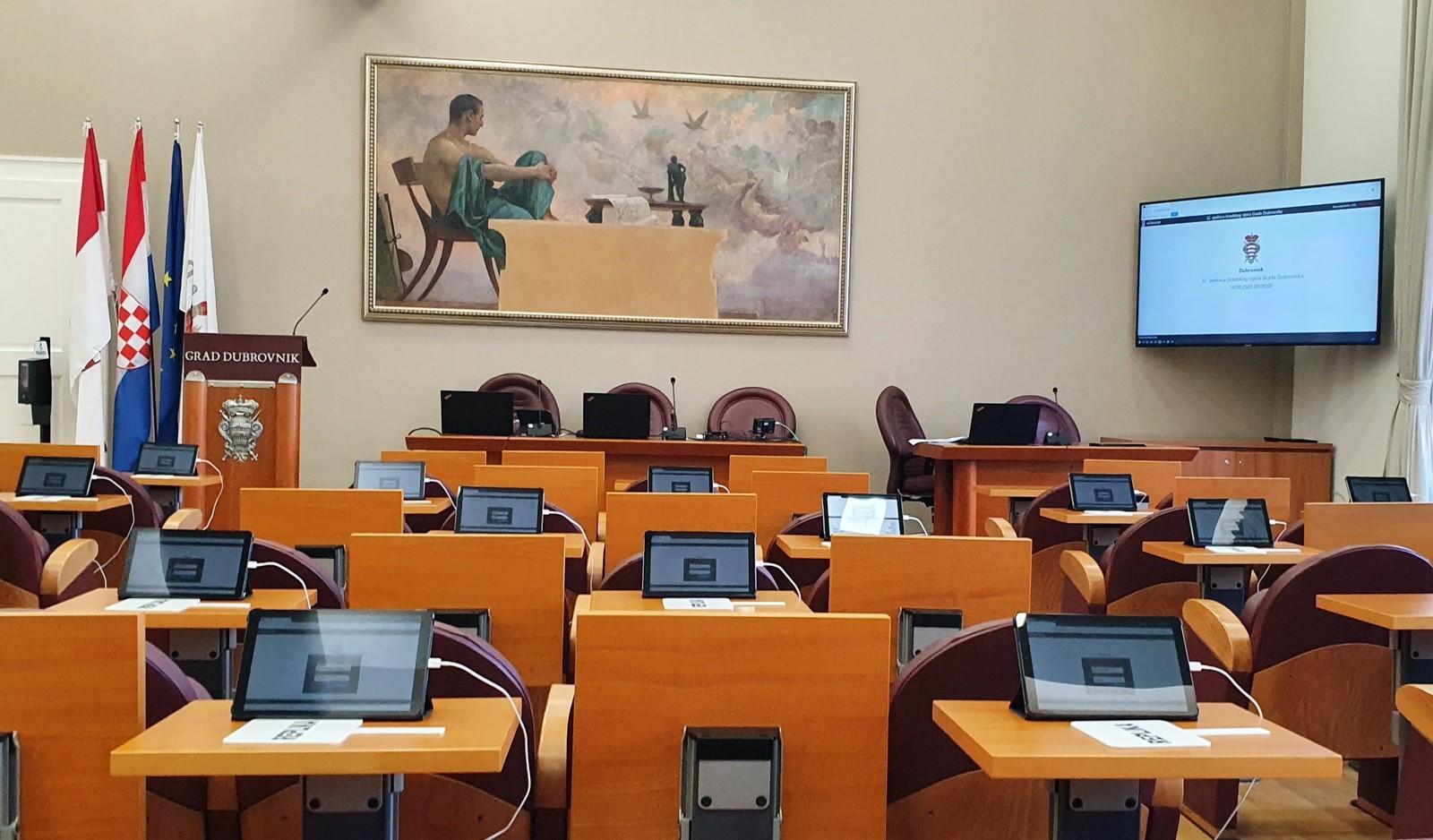 33. sjednica Gradskog vijeća Grada Dubrovnika (VIDEO PRIJENOS)