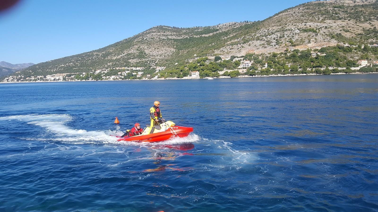 Donacijom Grada Dubrovnika nabavljeno specijalizirao plovilo za spašavanje na moru