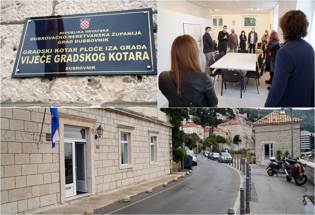 Gradski kotar Ploče iza Grada dobio prostor za rad