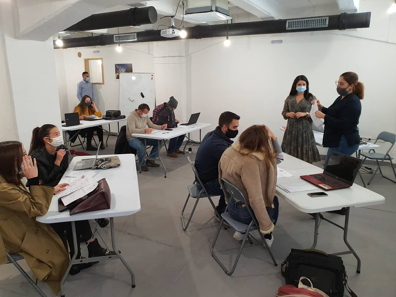 Održana radionica izrade životopisa u Centru za mlade Dubrovnik