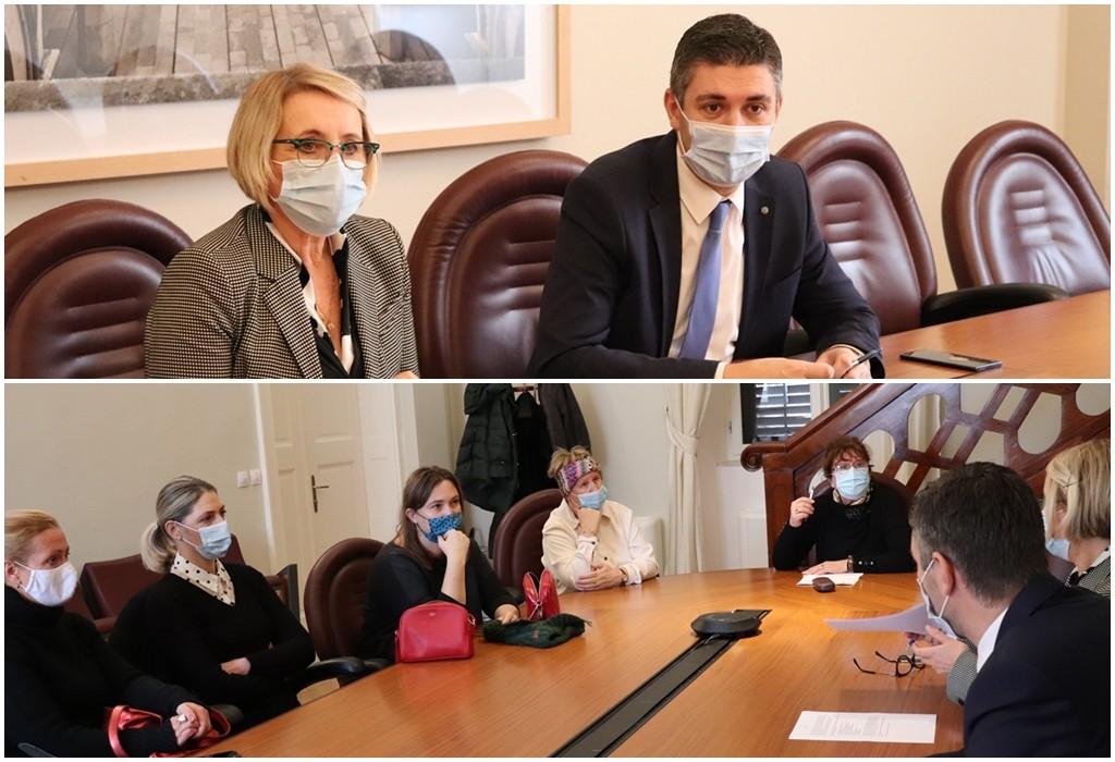 Gradonačelnik Mato Franković dao podršku turističkim vodičima