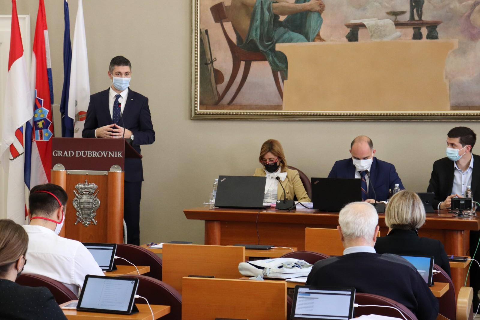 37. sjednica Gradskog vijeća Grada Dubrovnika (PRIJENOS UŽIVO)