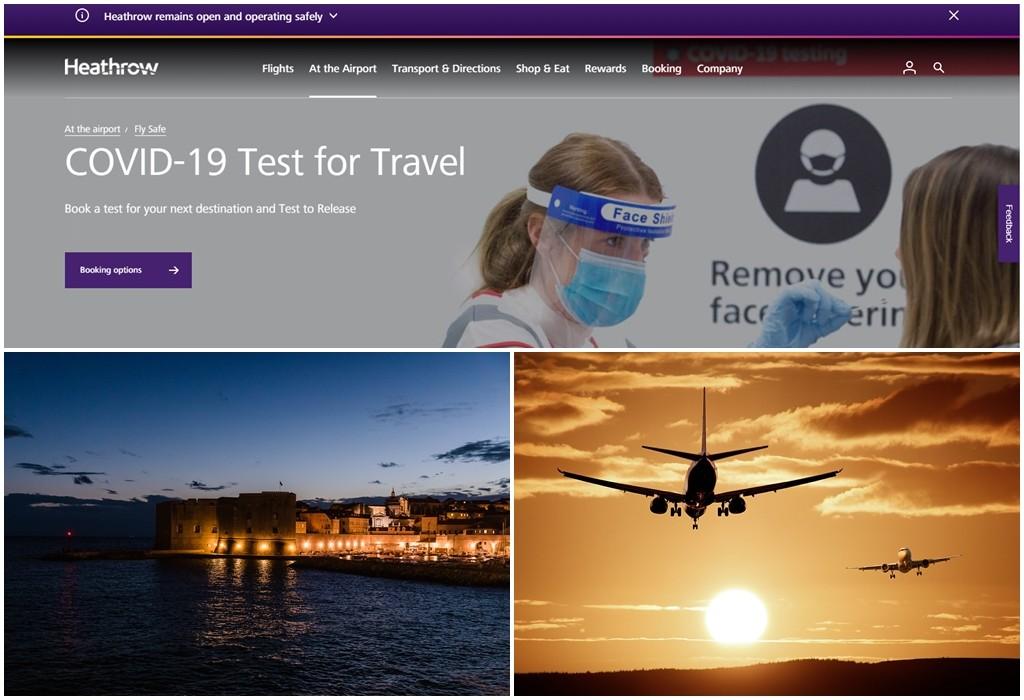 GRADONAČELNIK MATO FRANKOVIĆ: Uvedimo COVID testove u zračne luke