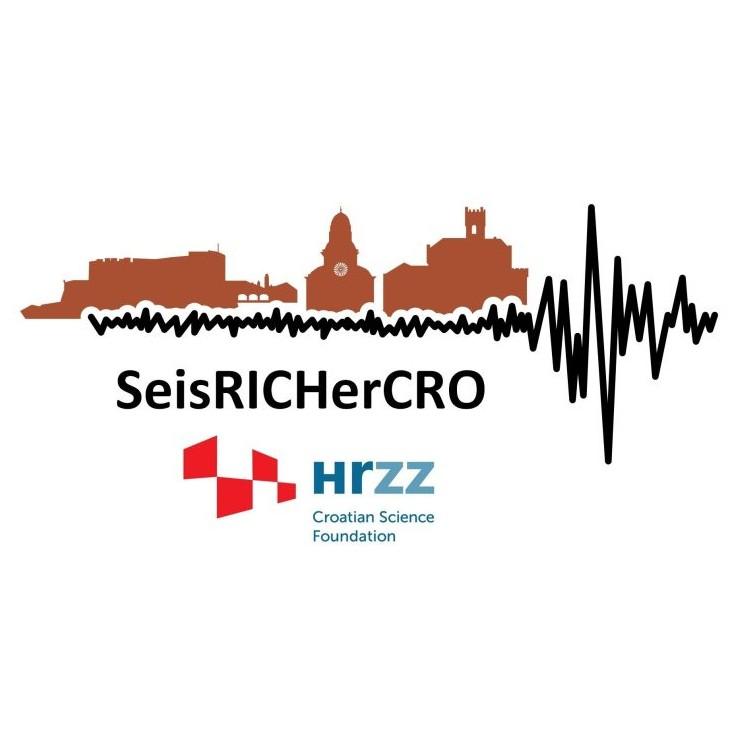 SEISRICHERCRO - Procjena seizmičkog rizika građevina kulturne baštine u Hrvatskoj