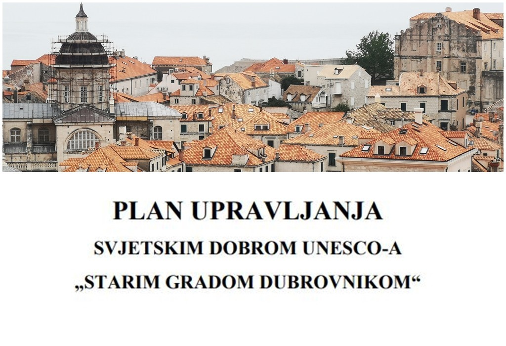 Usvojen Plan upravljanja zaštićenom spomeničkom cjelinom Dubrovnika