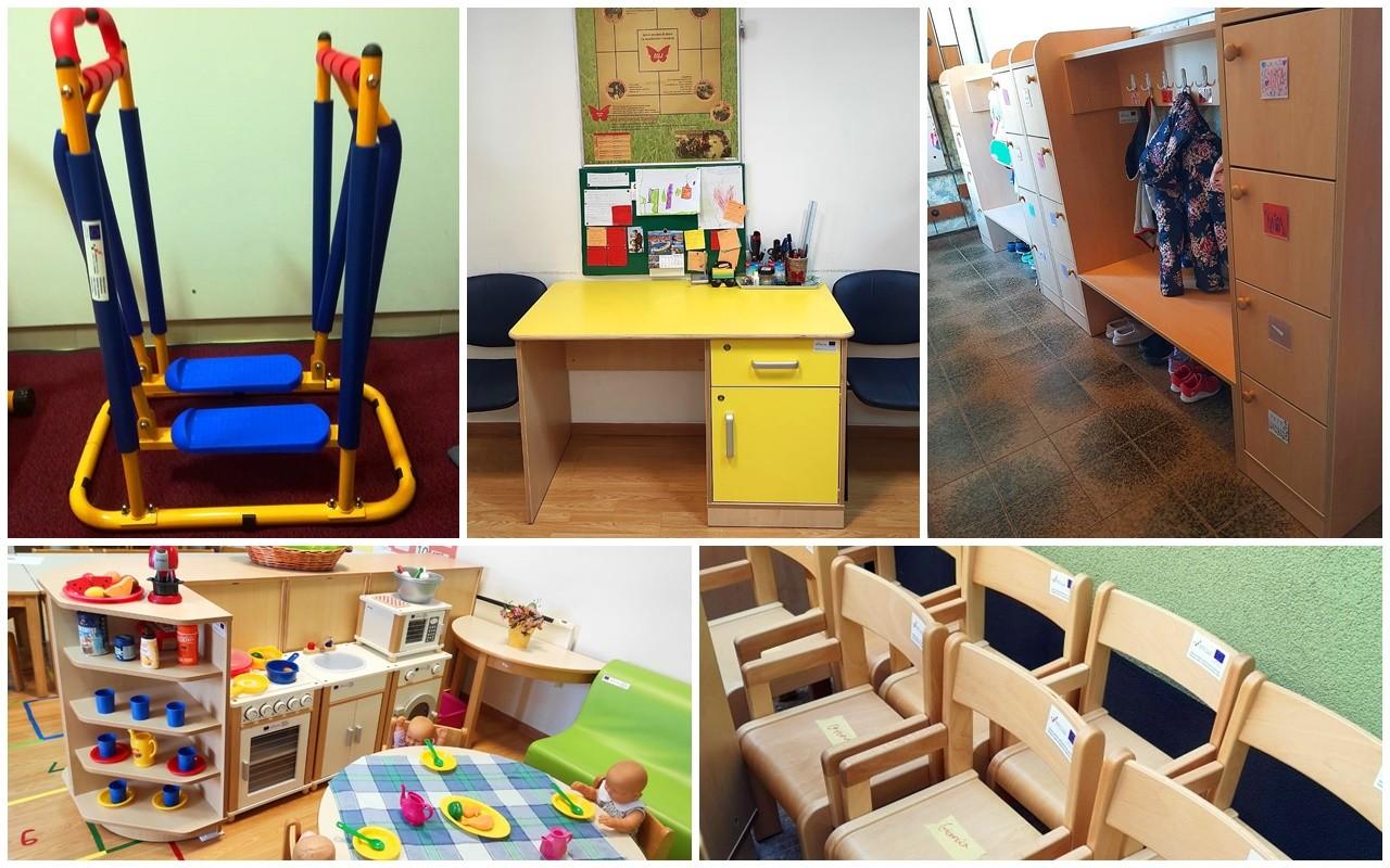 """""""Grad ZA djecu"""" – nastavlja se nabava vrijedne vrtićke opreme i namještaja"""